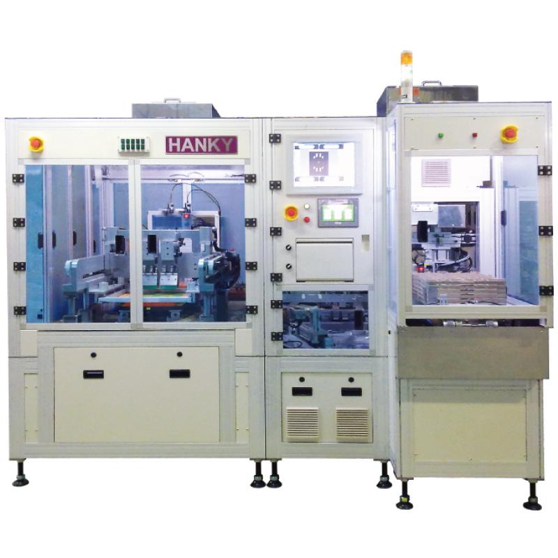 全自動CCD對位印刷機-CL-1212CCD(雙片印刷)