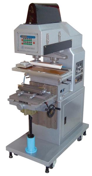 中型單色橫向墨杯式移印機-HA-610PH