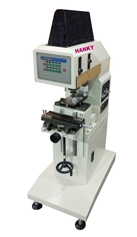 小型單色移印機 HA-100P(墨杯)