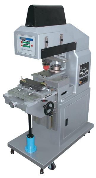 中型單色墨杯式移印機-HA-610P